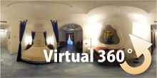 hotel rooms - virtual 360 images