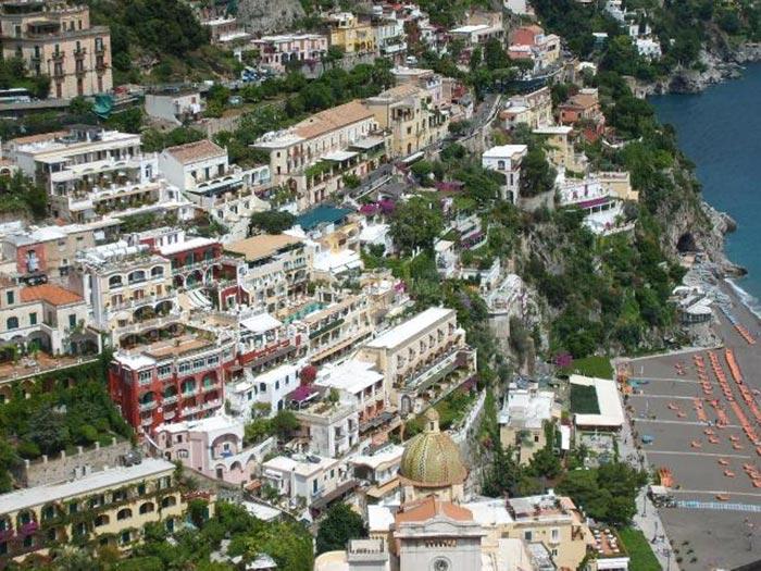 Positano Hotel Posa Posa Holiday On The Amalfi Coast